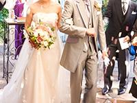 ブライダル結婚式